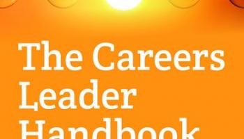 The Careers Leader Handbook cover
