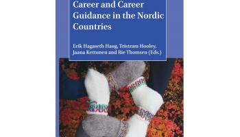 "Coverbilde, ""Career and Career Guidance in the Nordic Countries"""