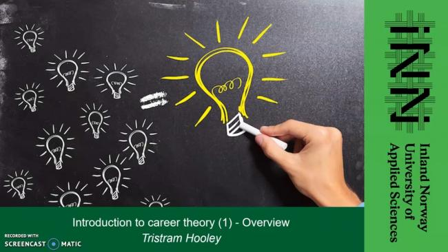 Introduction to career theory